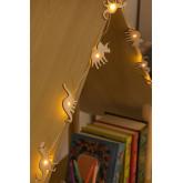 Decorative LED  Wreath Rexy Kids (2,37 m) , thumbnail image 3