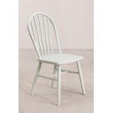 Lorri Colors Wood Dining Chair, thumbnail image 2
