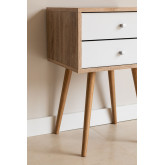 Dycca Night Table with Drawers, thumbnail image 3