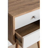 Dycca Night Table with Drawers, thumbnail image 4