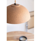 Ceiling Lamp in Porcelain Ouval, thumbnail image 2
