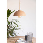Ceiling Lamp in Porcelain Ouval, thumbnail image 1