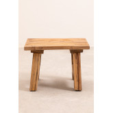 Recycled Wooden Bench Rieve, thumbnail image 4