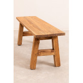 Recycled Wooden Bench Rieve, thumbnail image 3
