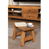 Recycled Wooden Bench Rieve, thumbnail image 1
