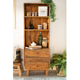 Recycled Wood Cupboard Jara, thumbnail image 1