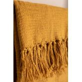 Plaid Cotton Blanket Fenna , thumbnail image 3