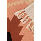 Kelsy Cotton Plaid Blanket, thumbnail image 4