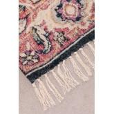 Plaid Blanket in Cotton Moraira, thumbnail image 3