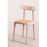 Alena Wood Dining Chair, thumbnail image 2