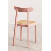 Alena Wood Dining Chair, thumbnail image 4