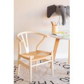 Mini Uish Kids Wooden Chair , thumbnail image 1