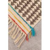 Plaid Cotton Blanket Felisa, thumbnail image 5