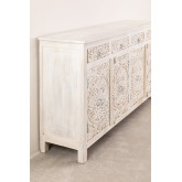 Wooden Sideboard with Drawers Dimma, thumbnail image 6