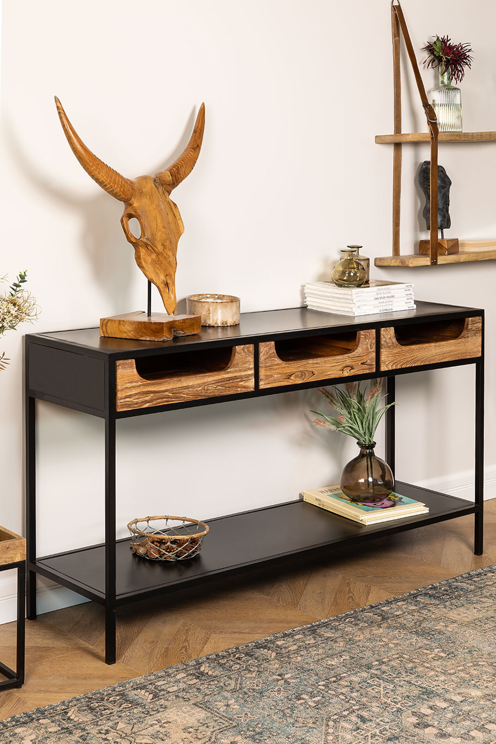 Wooden Console Emberg , gallery image 1