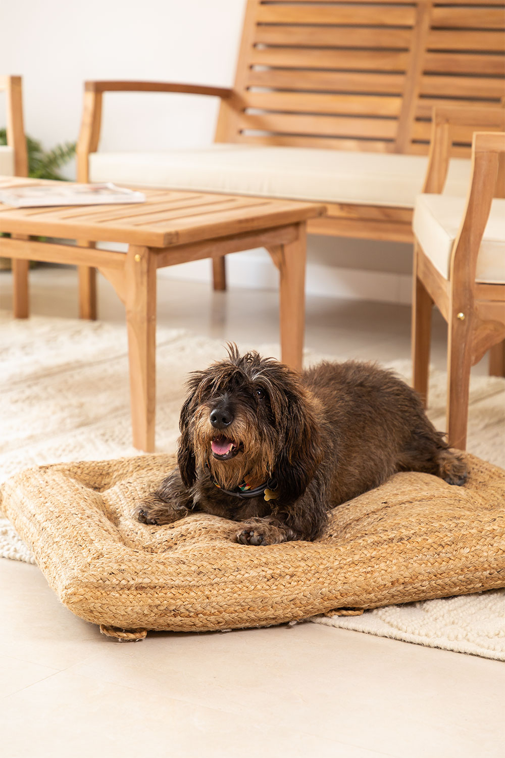 Dog Bed (60 cm x 90 cm) Fakip, gallery image 1