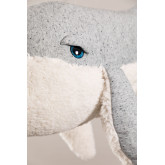 Wili Kids Cotton Plush Whale, thumbnail image 4
