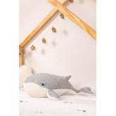 Wili Kids Cotton Plush Whale, thumbnail image 1