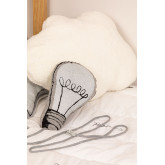 Fluorescent Cotton Cushion Lary Kids, thumbnail image 1