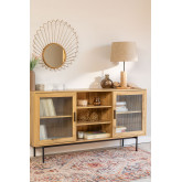 Sideboard in MDF and Ipek Glass, thumbnail image 1