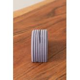 Muun Cement Card Holder, thumbnail image 2