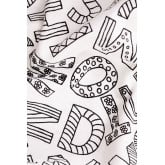 Washable Tablecloth with 12 Letters Kids Coloring Markers, thumbnail image 5