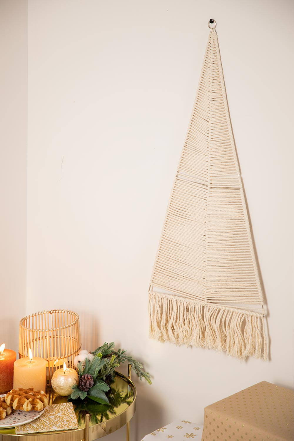 Aritz Cotton Wall Hanging, gallery image 1