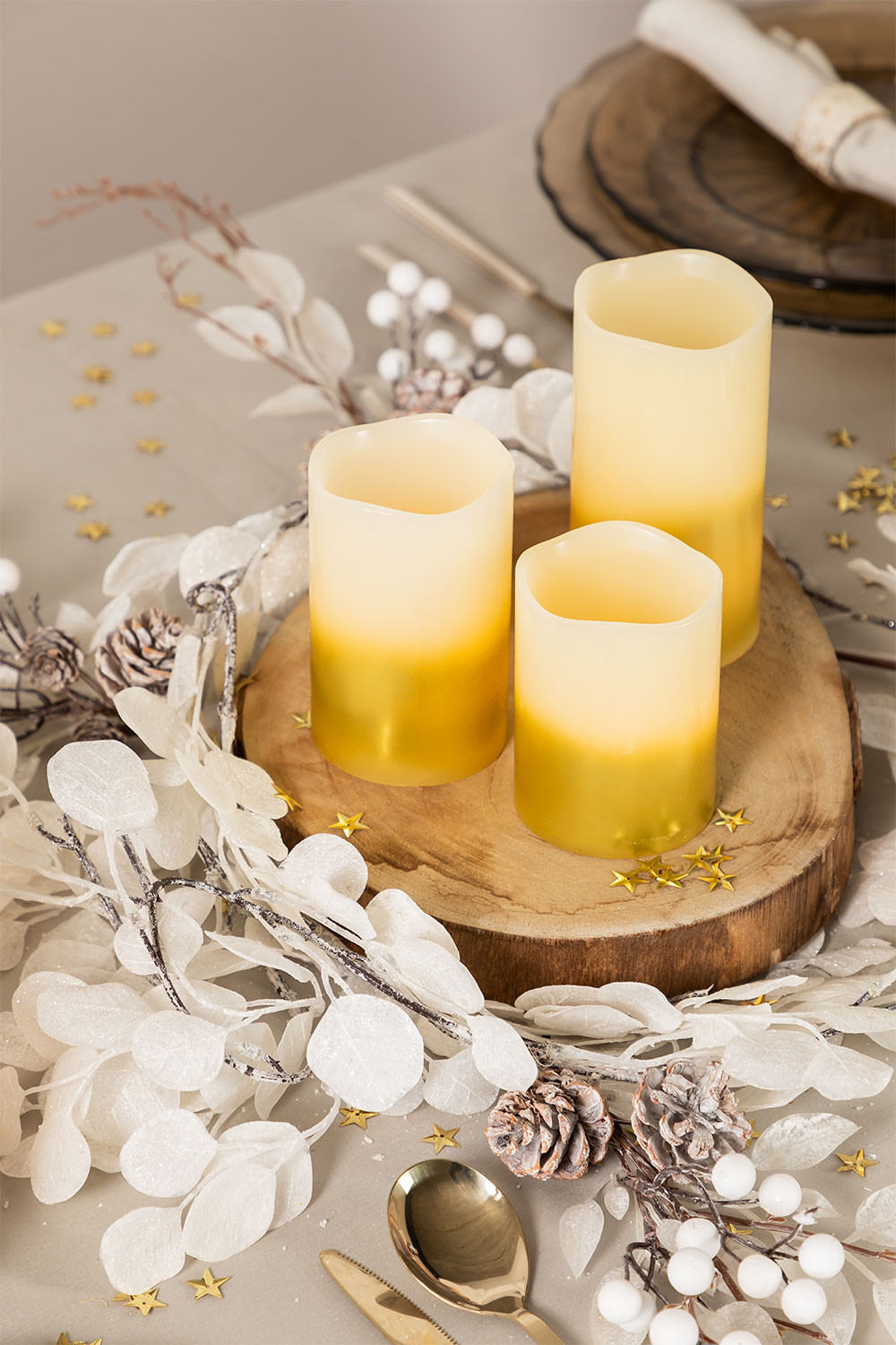 Enzah LED Candles, gallery image 1