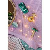 Set of 4 Tropik Christmas Ornaments, thumbnail image 1