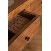 Set of 2 Bookcases in Recycled Wood Jara, thumbnail image 6