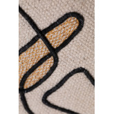 Cotton Embroidered Cushion (45x45 cm) Baxtter, thumbnail image 3