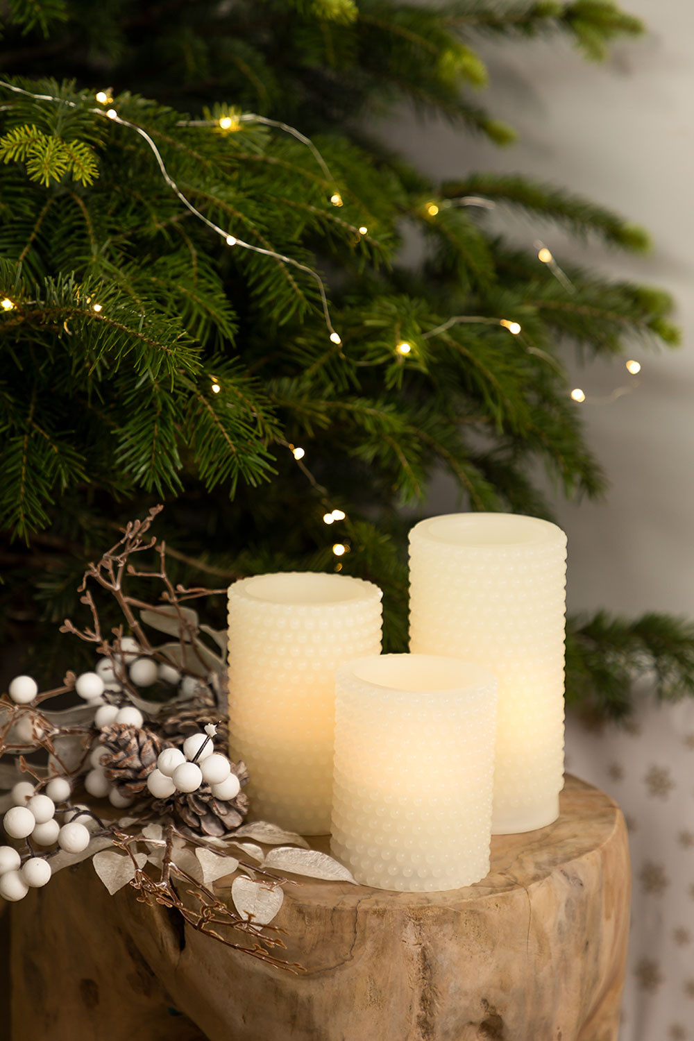 Perl LED Candles, gallery image 1