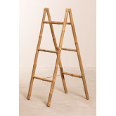 Bamboo Towel holder Ladder Leskay, thumbnail image 2