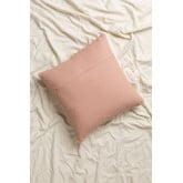 Cushion with Cotton Embroidery (45x45 cm) Mori, thumbnail image 2