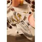 Metallic Cutlery Noya Colors 16 Pieces, thumbnail image 6