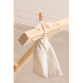 Teo Kids Wooden Clothesline, thumbnail image 6
