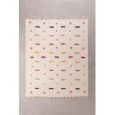 Plaid Blanket in Nanki Cotton, thumbnail image 1