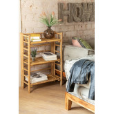 Shelf 3 Shelves in Bamboo Iciar, thumbnail image 1