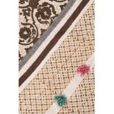Plaid Cotton Blanket Betsi, thumbnail image 3