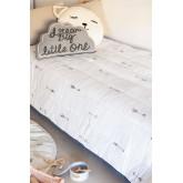 Cotton Bedspread (140x240 cm) Indi Kids, thumbnail image 1