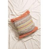 Vuer Square Cotton Cushion (50x50cm) , thumbnail image 2