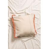 Vuer Square Cotton Cushion (50x50cm) , thumbnail image 3