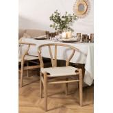 Smooth tablecloth (150 x 250 cm) Arvid, thumbnail image 6