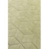 Square Velvet Cushion (40x40 cm) Sine, thumbnail image 4