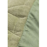 Square Velvet Cushion (40x40 cm) Sine, thumbnail image 3