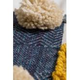 Rectangular Cotton Cushion (30x50 cm) Trilet  , thumbnail image 3