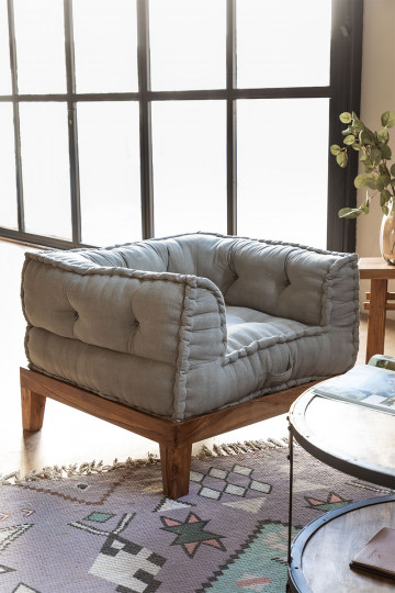 Modular Armchair Dhel