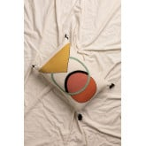Cushion with Cotton Embroidery (30x45 cm) Dinski , thumbnail image 1