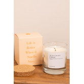 Aromatic Candle (200 gr) Words Collection, thumbnail image 3