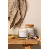 Aromatic Candle (200 gr) Words Collection, thumbnail image 1